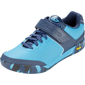 Giro Chamber II Shoes Herren midnight/blue midnight/blue
