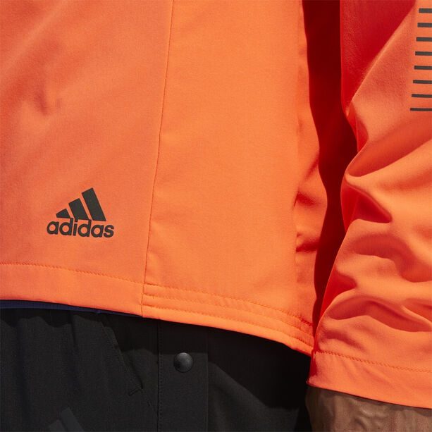 adidas RUNR Jacke Herren solar red/black