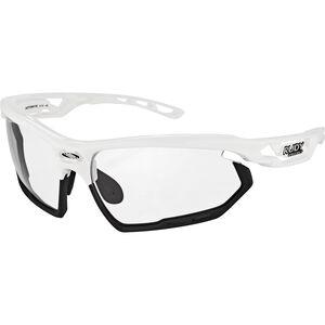 Rudy Project Fotonyk Glasses white gloss - impactx photochromic 2 black white gloss - impactx photochromic 2 black