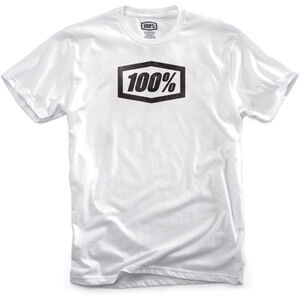 100% Essential T-Shirt Herren white white
