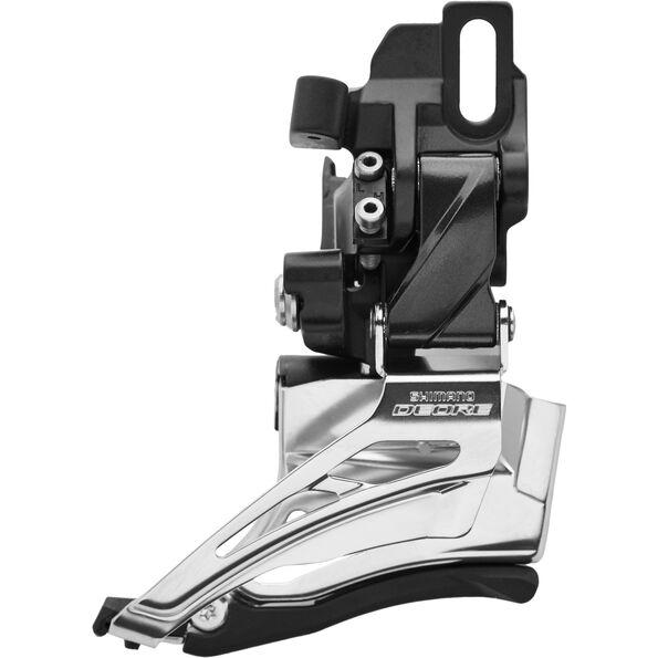 Shimano Deore MTB FD-M6025 Umwerfer 2x10-fach Down Swing Direktmontage hoch