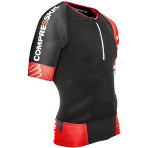 Compressport TR3 Aero Triathlon Top black