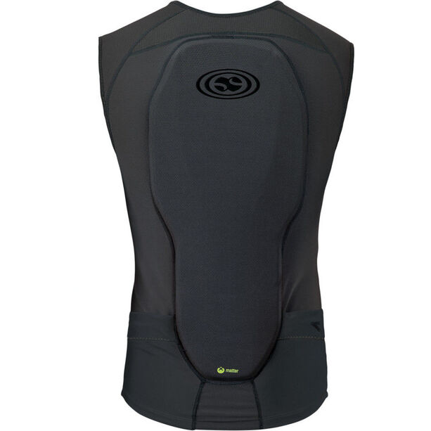 IXS Flow Vest Upper Body Protective Herren grey
