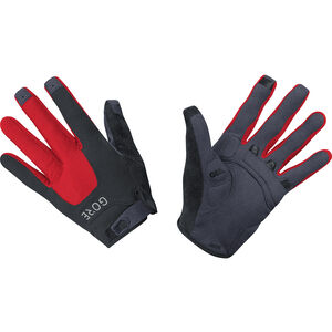 GORE WEAR C5 Trail Gloves black/red black/red
