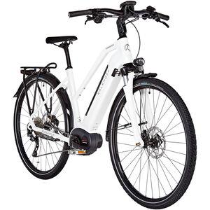 """Kalkhoff Endeavour Advance B10 Trapez 28"""" 500Wh white glossy bei fahrrad.de Online"""