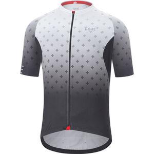 GORE WEAR C5 Jersey Men Limited Edition Black/White