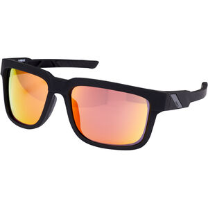 100% Type S HD Multilayer Mirror/Hiper Glasses soft tact black soft tact black