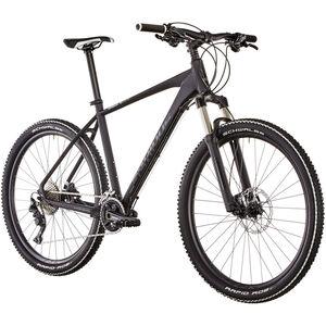 Serious Six Trail matte black bei fahrrad.de Online