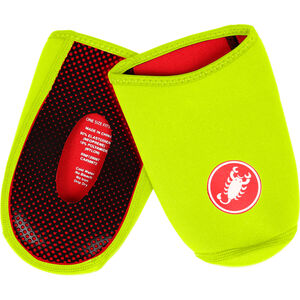 Castelli Toe Thingy 2 Zehen Schutz yellow fluo yellow fluo