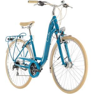 Cube Ella Ride Easy Entry Blue'n'Cream