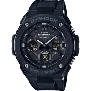 CASIO G-SHOCK GST-W100G-1BER Watch Men black black