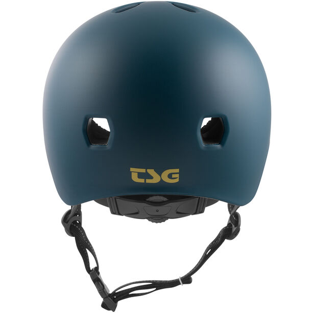 TSG Meta Solid Color Helm satin jungle