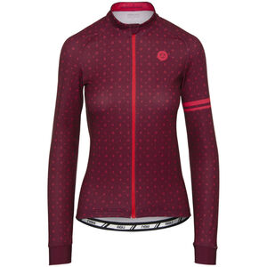 AGU Velo Longsleeve Shirt Damen windsor wine windsor wine