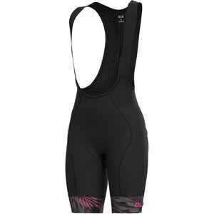 Alé Cycling Graphics PRR Sunset Bib Shorts Damen black flou pink black flou pink