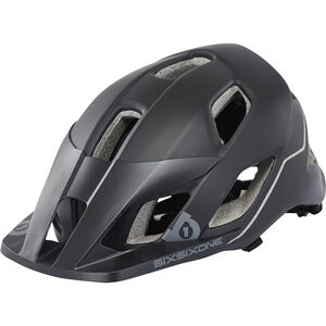 SixSixOne EVO AM Helmet black/grey
