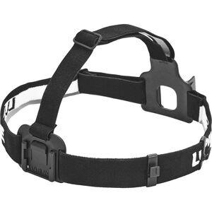 Lupine Piko/Blika FrontClick Stirnband schwarz schwarz