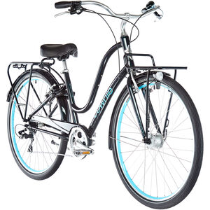 Electra Townie Commute 8D EQ Damen galaxy black galaxy black