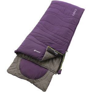 Outwell Contour Sleeping Bag Junior Eggplant Purple bei fahrrad.de Online