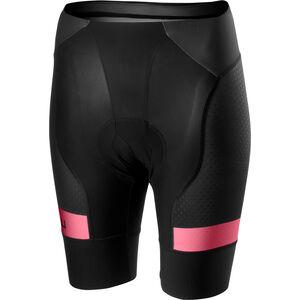 Castelli Free Aero Race 4 Shorts Damen black/pink black/pink