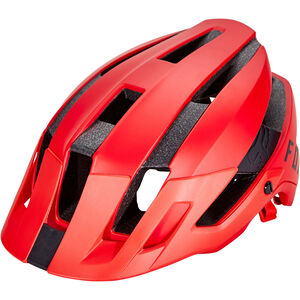 Fox Flux Helmet bright red bright red