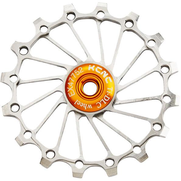 KCNC Jockey Wheel Titan 16T narrow/wide full ceramic bearing