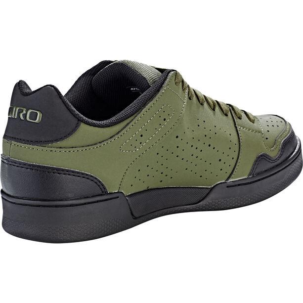 Giro Jacket II Shoes Herren olive/black