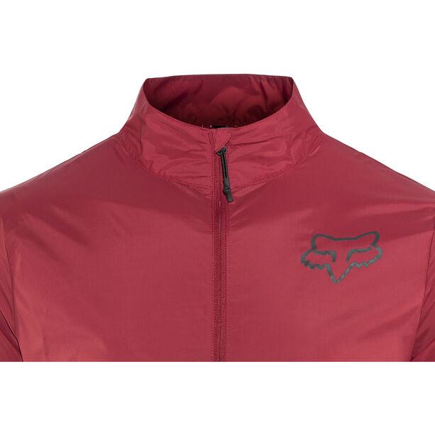 Fox Attack Wind Jacket Herren cardinal