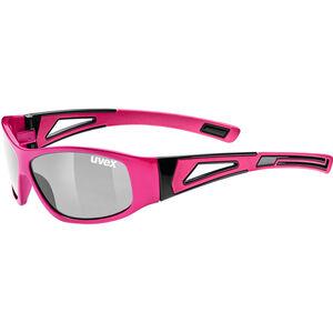 UVEX Sportstyle 509 Sportbrille Kinder pink/silver pink/silver