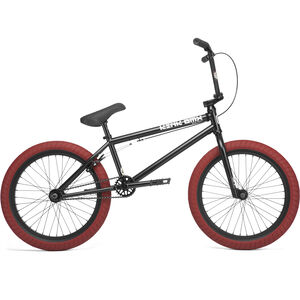 "Kink BMX Gap FC 2020 20"" matte guinness black matte guinness black"