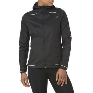 asics Lite-Show Jacket Damen performance black performance black