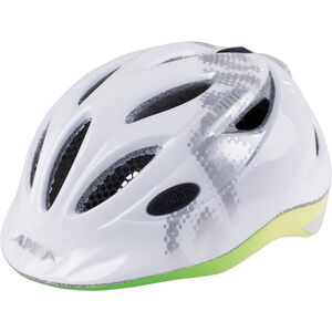 Alpina Gamma 2.0 Flash Kids Helmet white-rainbow bei fahrrad.de Online
