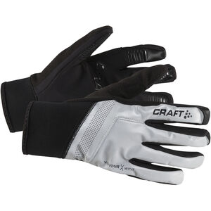 Craft Shelter Gloves black/silver black/silver