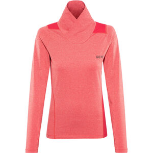 GORE WEAR R3 Thermo Longsleeve Shirt Damen hibiscus pink hibiscus pink