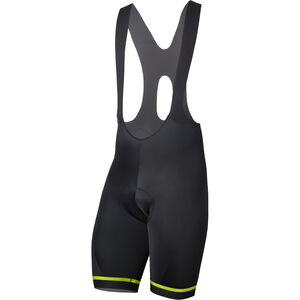Etxeondo Kom 19 Bib Shorts Herren black-yellow black-yellow