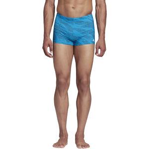 adidas P.Blue Boxer Herren sharp blue/white sharp blue/white
