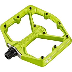 Crankbrothers Stamp 7 Large Pedals green green