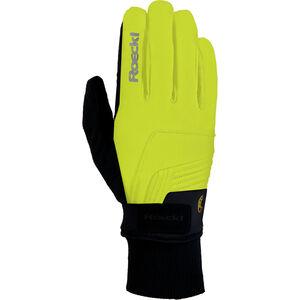 Roeckl Rebelva Handschuhe neongelb bei fahrrad.de Online
