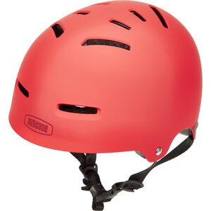 Nutcase Zone Helmet red matte red matte