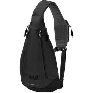 Jack Wolfskin Delta Shoulder Bag black black