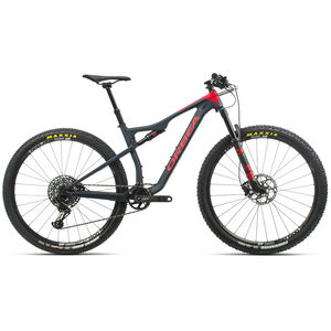 """ORBEA Oiz M20 TR 29"""" blue/red blue/red"""
