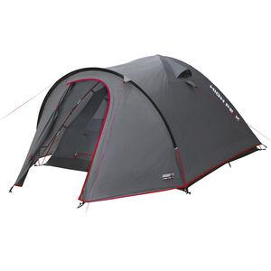 High Peak Nevada 2 Tent dark grey/red dark grey/red