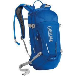 CamelBak M.U.L.E. Hydration Pack 3l lapis blue/silver lapis blue/silver