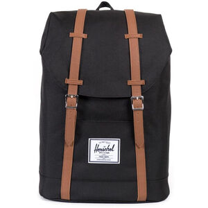 Herschel Retreat Backpack 19,5l black/tan black/tan