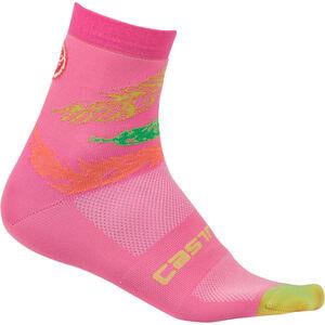 Castelli TR Socks Damen piuma pink piuma pink