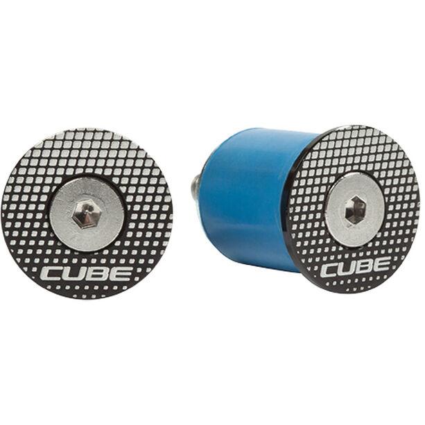 Cube Sicherheitslenkerstopfen 18mm schwarz