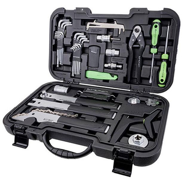 Birzman Travel Werkzeug Koffer black