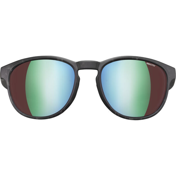 Julbo Elevate Reactive All Around Sonnenbrille grey/black/multilayer green