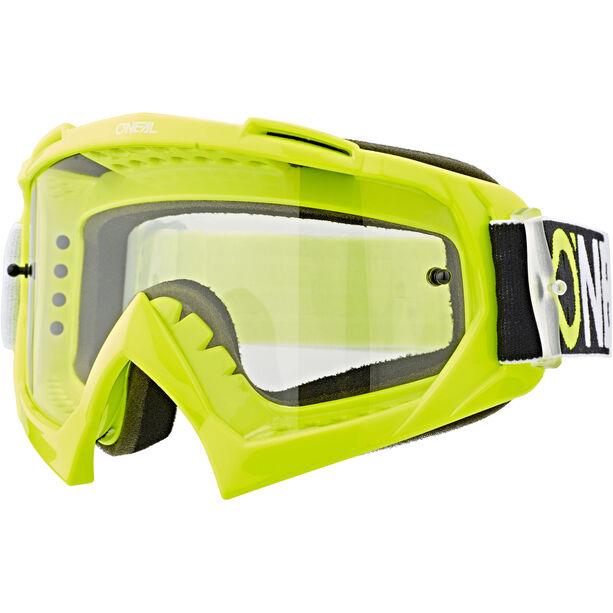 O'Neal B-10 Goggles twoface hi-viz-clear