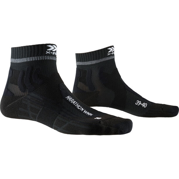 X-Socks Marathon Socks Damen opal black