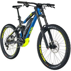 HAIBIKE XDURO Dwnhll 9.0 Titan/Blau/Schwarz matt bei fahrrad.de Online